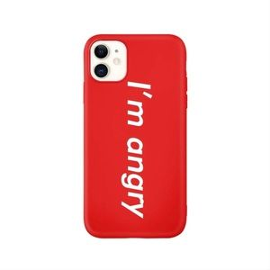Red I'm Angry iPhone 11 Pro Max Case ❤️
